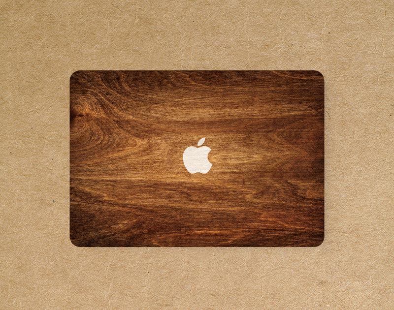 Macbook - Wooden