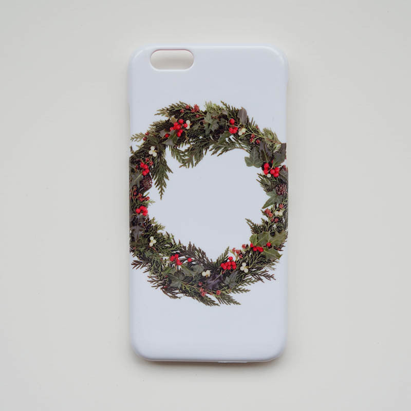 Wreath-Phone Case