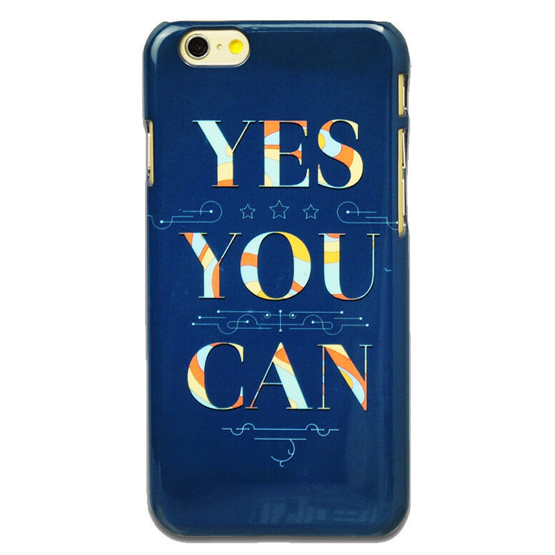Yes You Can-Phone Case