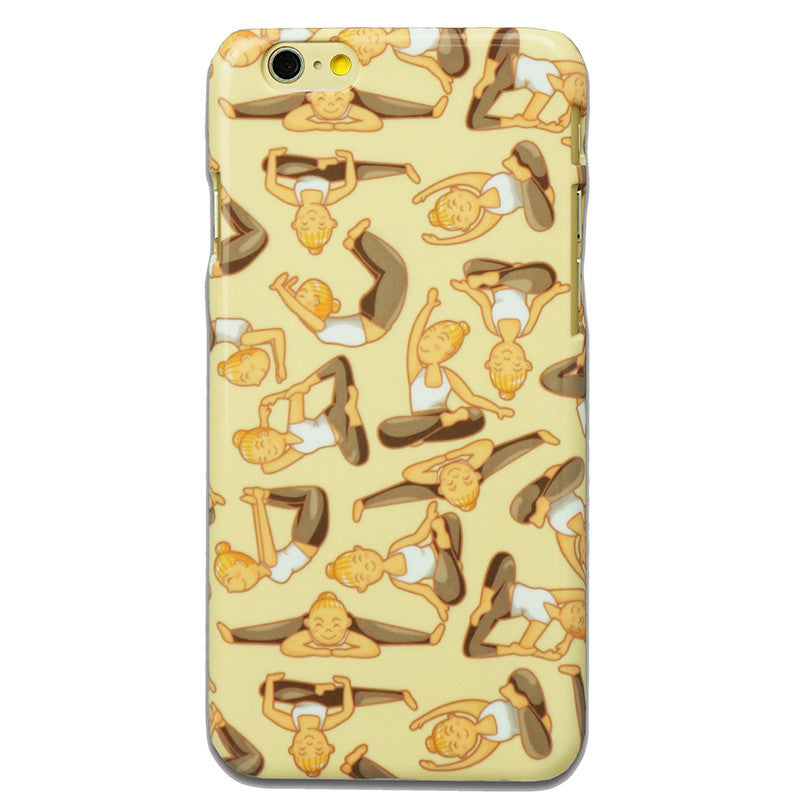 Yoga Time-Phone Case