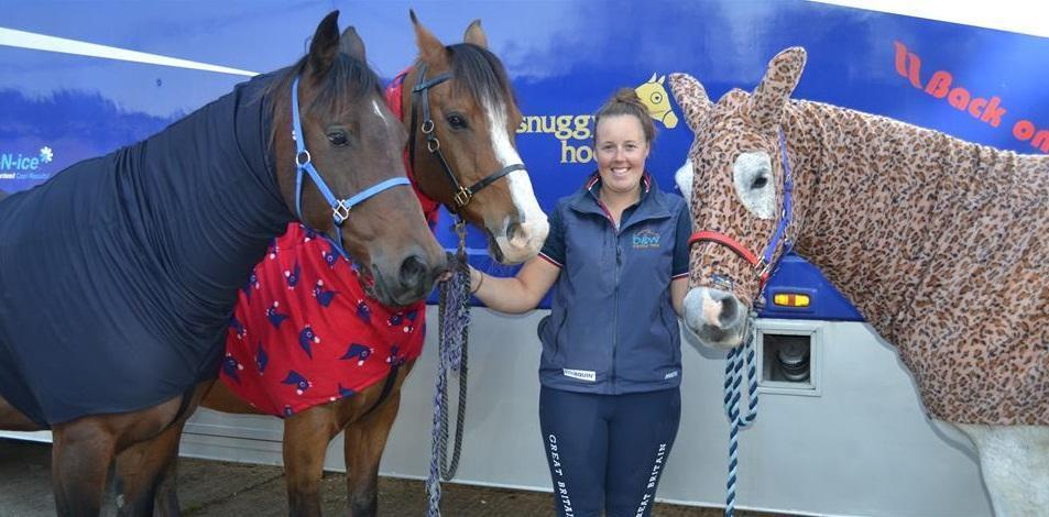 Latest Blog from Endurance Rider Louise Rich