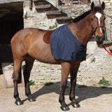 Horse Shoulder Guard - Anti-Rub Bib to stop rug and wither rubs - Snuggy Hoods