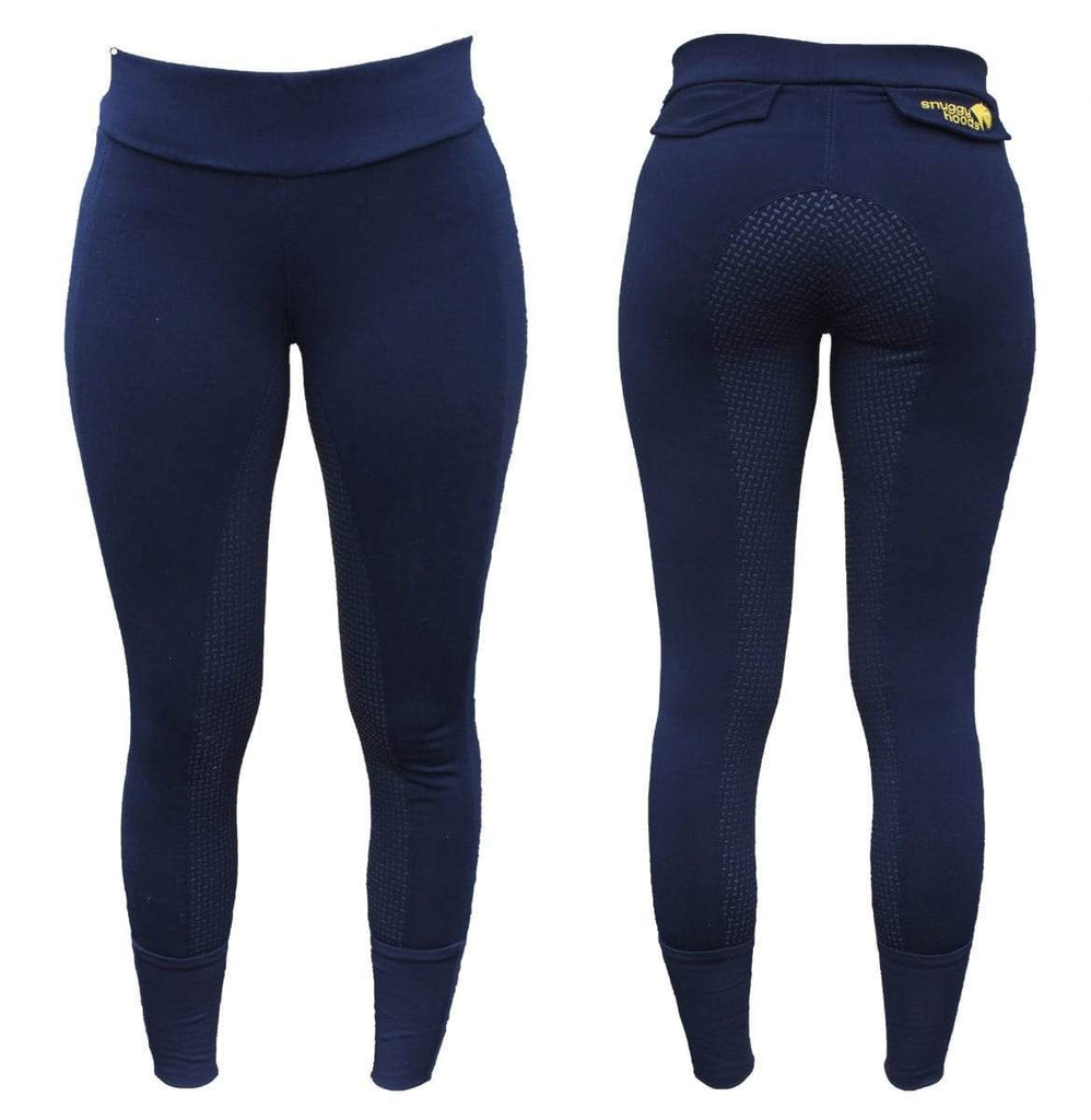Snuggy Hoods Comfort Sports Breeches / Pull on Riding Tights