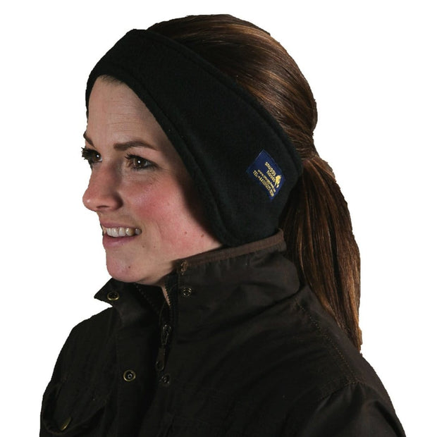 Fleece Ear Warmer for Child & Adults - Snuggy Hoods