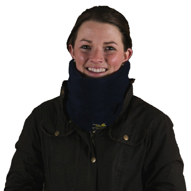 Cosy Polar Fleece Neck Warmer - Snuggy Hoods