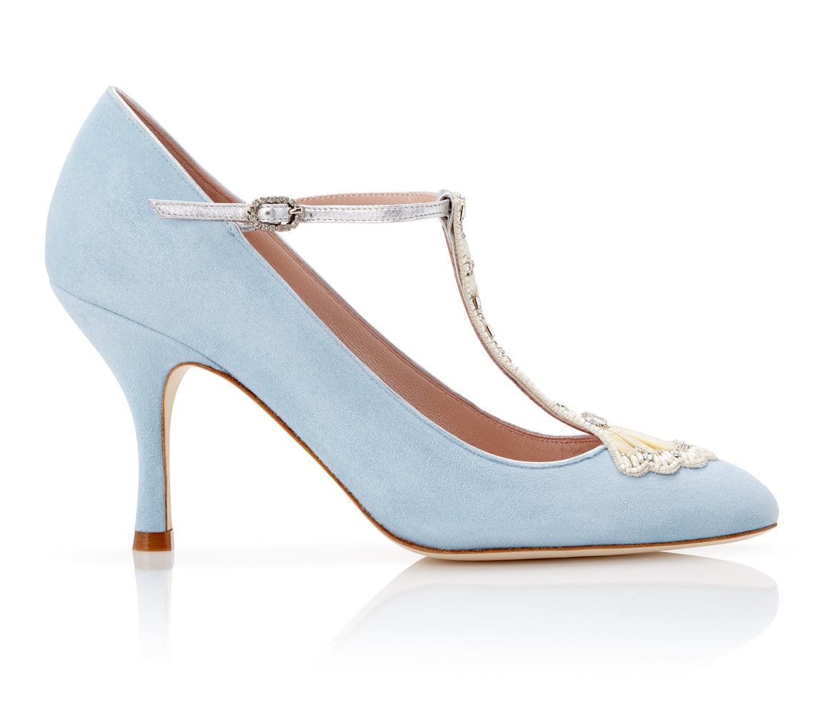 Eva_Duck_Egg_Blue_Suede_Bridal_Shoe_Mother_Of_Pearl_Embellishment