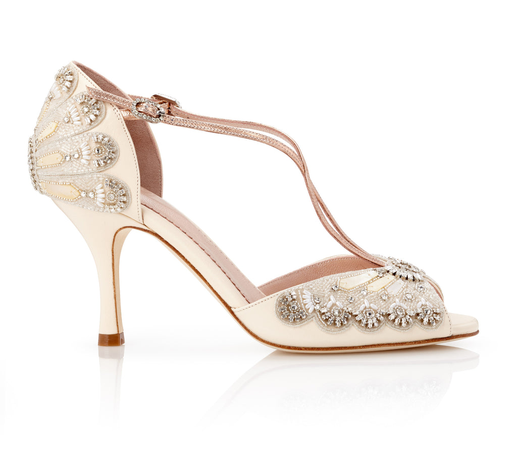 Francesca_Mid_Heeled_Bridal_Shoe_Emmy_London_Blush_Embellished