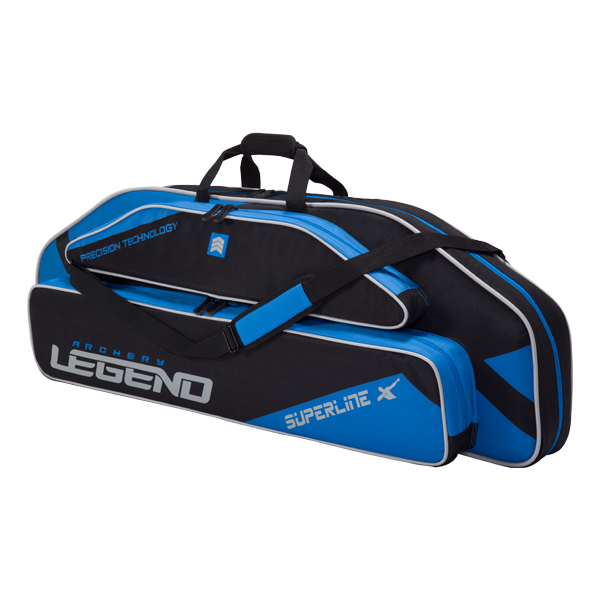 Compound Bow Case Backpack Superline - Legend Archery - 10
