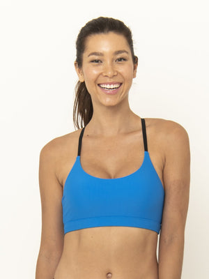 CHARLIE BRALETTE - ATLANTIC BLUE