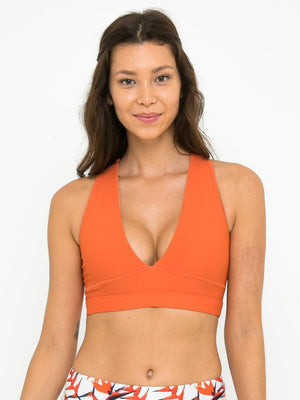 LOLA BRA // SPICY ORANGE