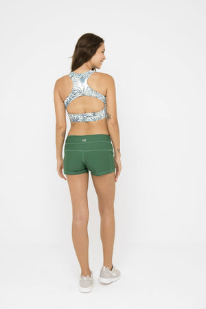 LOLA BRA // PALM LEAVES