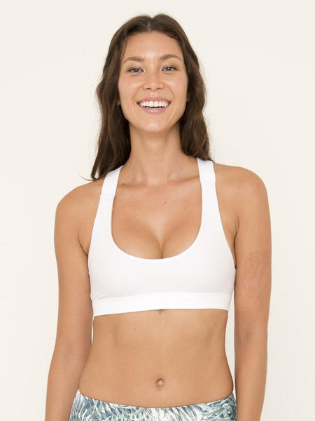 HAVEN BRA // WHITE