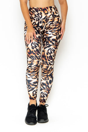 SARA 7/8  LEGGING - SUMMER SAFARI