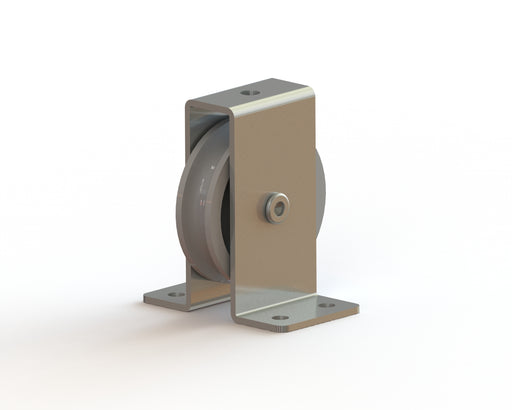 WEBI Pulley Type ETT-156P- Polymide Pulley with Galv Bracket (ETTER)