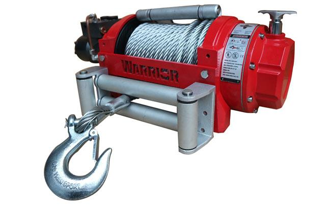 RV 18000 Hydraulic Winch from Winchshop UK