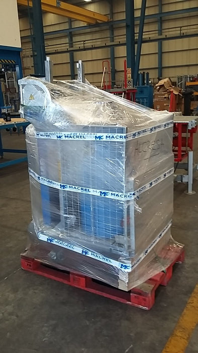 ALBA - Material Hoist (250kg) for Scaffolding for 12 metre Travel - Hoistshop