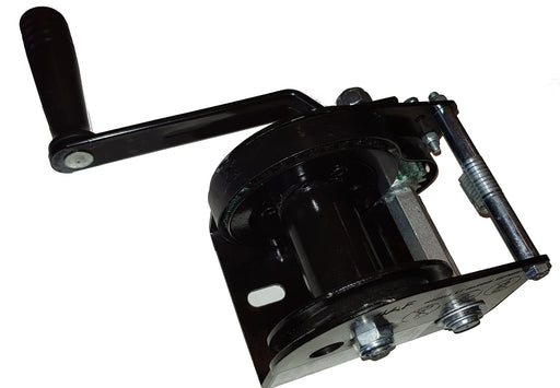 GO-4AFD, Goliath (Black Finish) winch