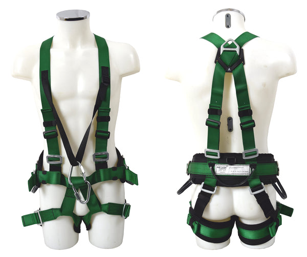 ABISH - Abtech -Industrial Sit Harness (282-6-3)