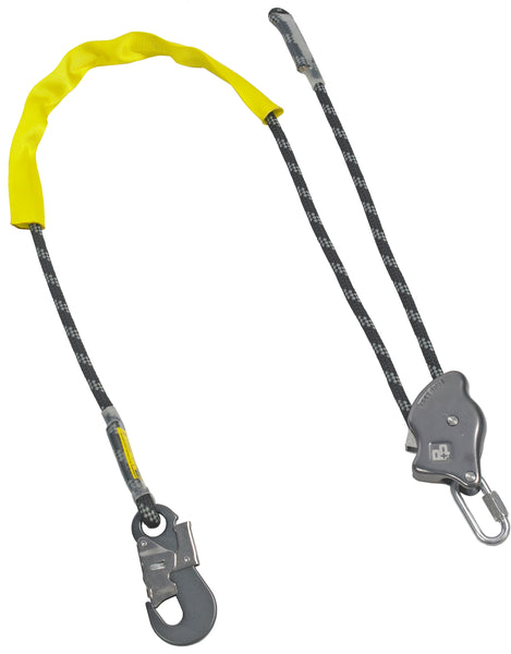 ABRAT- Abtech - Rope Rat Adjustable Work Lanyard (282-7-2)