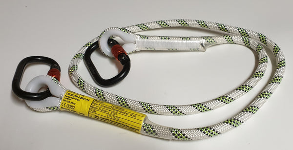 ARESTA Fixed Rope Landyard (Carabiners sold separately) Ref: 296-54