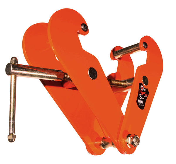 TIGER BEAM CLAMP TYPE BC (with Suspension Bar) 1.0t, 2.0t, 3.0t, 5.0t, 10.0t