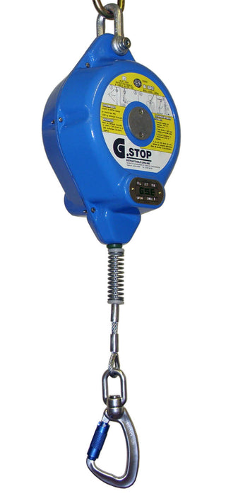 Globestock G-Stop™ Fall Arrester (7-34m Galvanised Cable) 507G