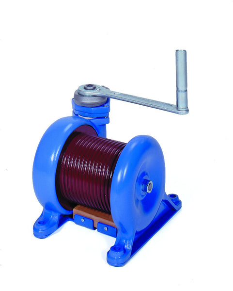 WB Manual Winch (Twin Drum, 250kg or 500kg