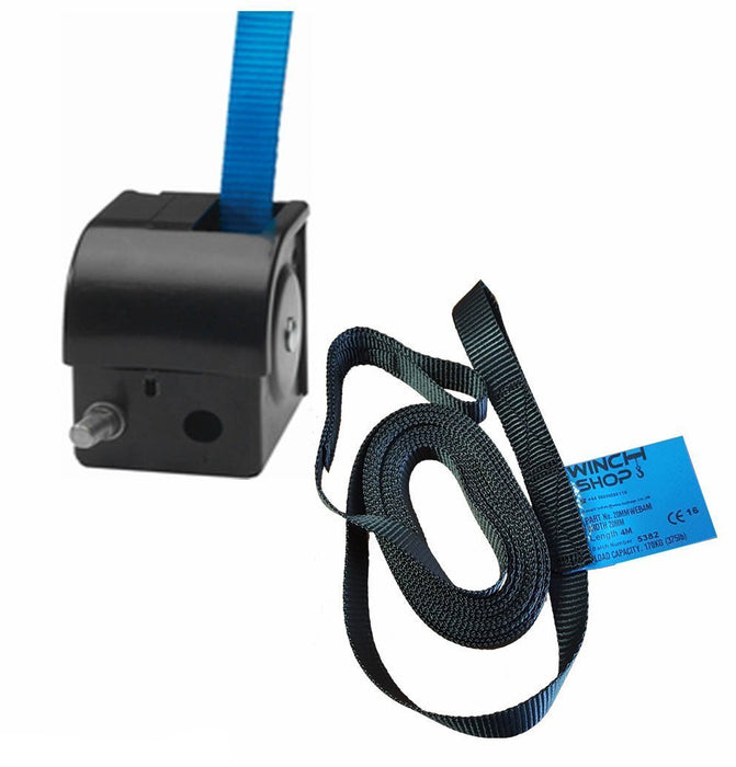 GO-CS100PS Goliath Webbing Hand Winch - capacity of 100kg, PF63204