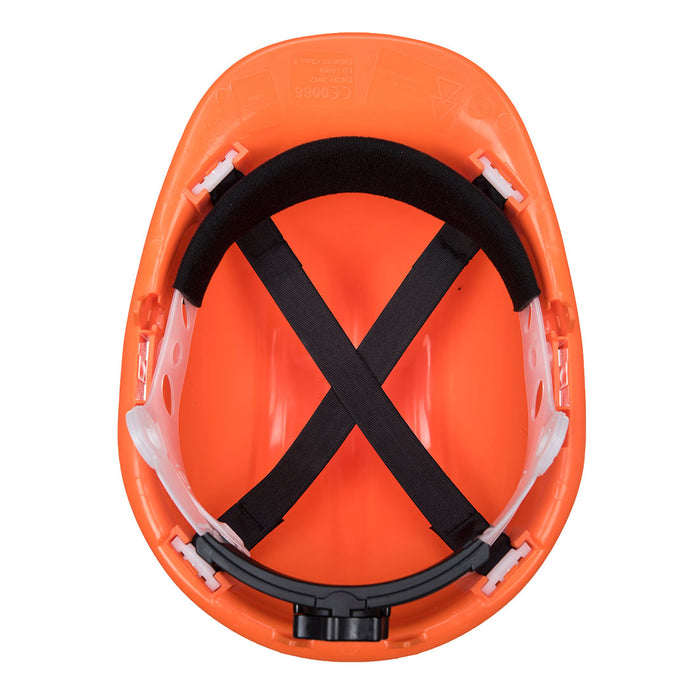 Portwest Expertbase Wheel Safety Helmet PS57