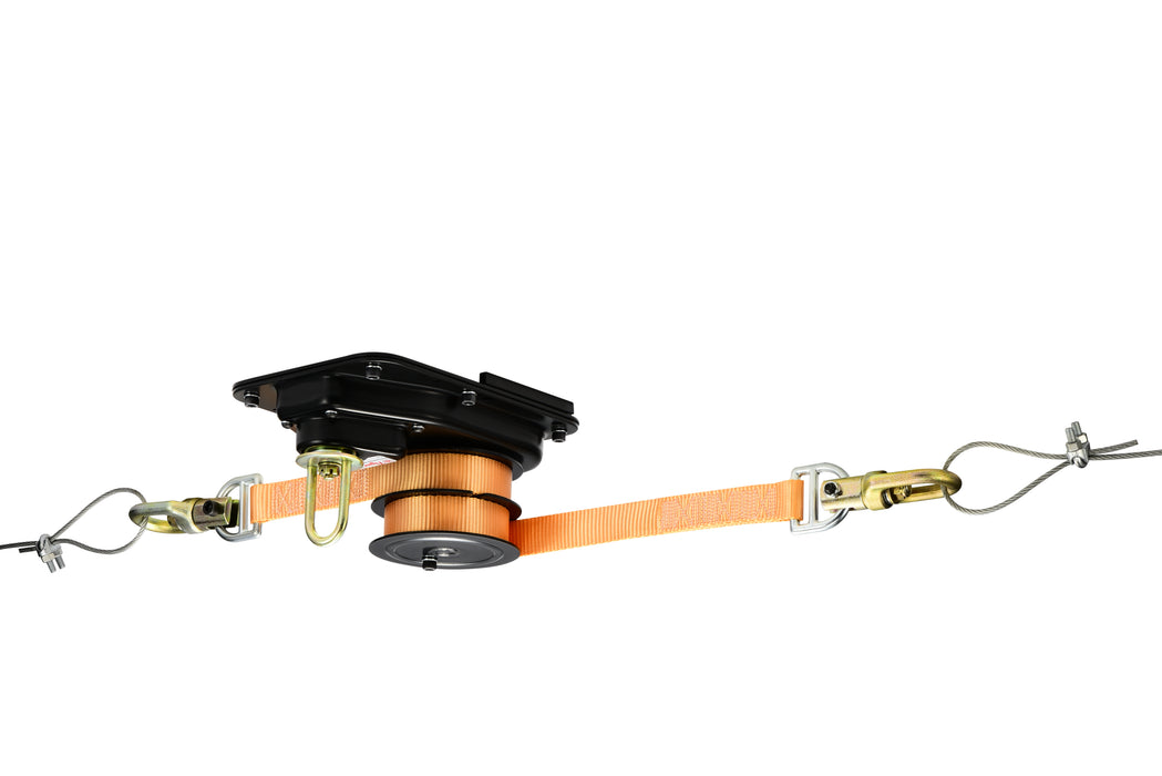 Tiger Ceiling Mount Winch SF-5000 (wire)/SF-5000-S (strap)