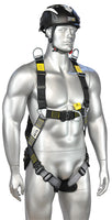 Zero - Height Safety Kit - All Trade Kit - Harness Kit - ZB-500