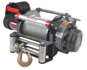Samurai 6000 EN Electric Winch