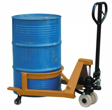 Hydraulic Pallet Truck For Steel Drums