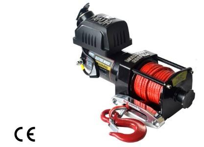 Ninja 2000 Electric Winch c/w Synthetic Rope