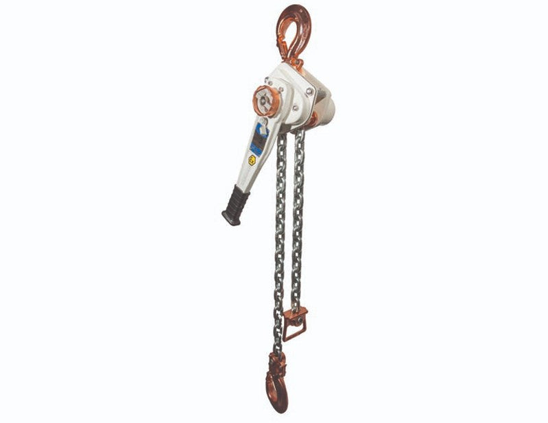 Tiger Spark Resistant SS19 Lever Hoist XSS. 3.0t. WLL Ref: 221-8
