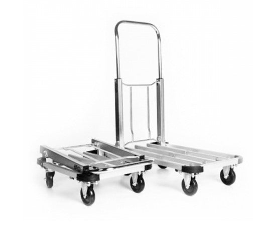 Platform Trolley Aluminium Model