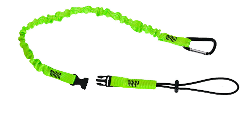 Quick Connect Tool Lanyard Green