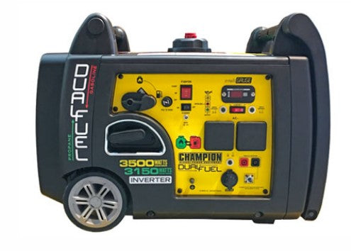 Champion 3300 Watt Inverter Dual Fuel Generator Ref: 118-3-2