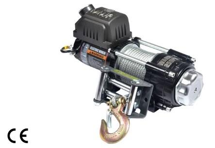 Ninja 2500 Electric Winch C/W Steel Cable