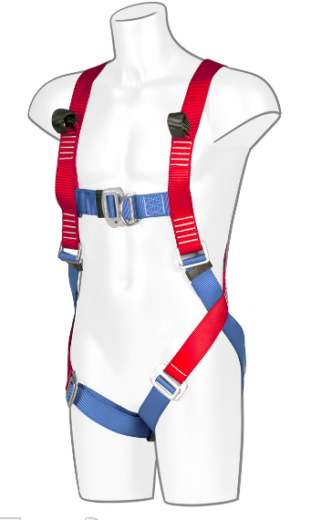 Portwest 2 Point Harness Red