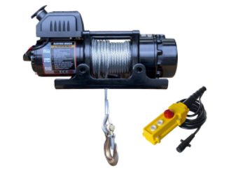 Ninja 400 Winch Hoist SKU: 161-34-1 or 161-34-2 from RiggingUK