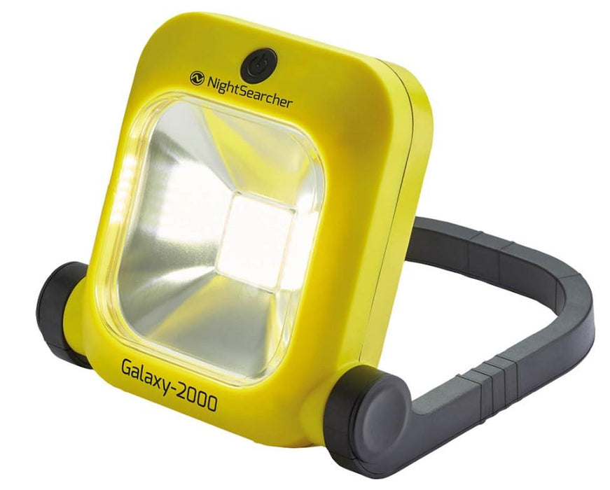 Galaxy 2000 Rechargeable COB LED Ref: 119-3-4