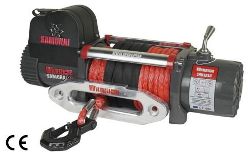 Samurai 14500 (6577kg) Electric Winch with Synthetic