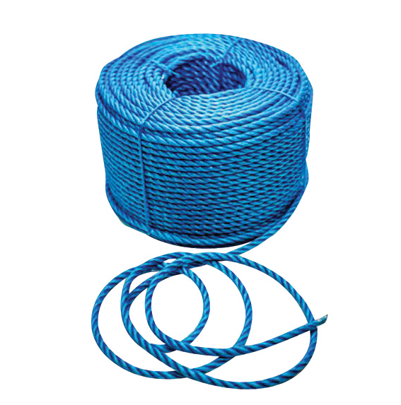 Split-Film Polypropylene Rope-Commercial Quality