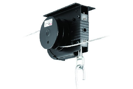 TIGER SF-5000-E ELECTRIC CEILING MOUNTED WINCH