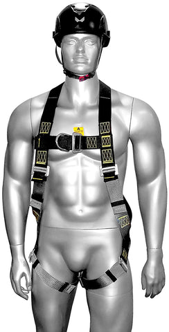 Zero - AssetS - Harness with standard buckles - Z-11/S