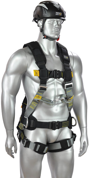 Zero Superior - Multi-purpose harness with positioning belt - Z+52 full