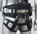 Zero Plus - Elite - Construction (Rope Access) Harness - Z+81 back close up