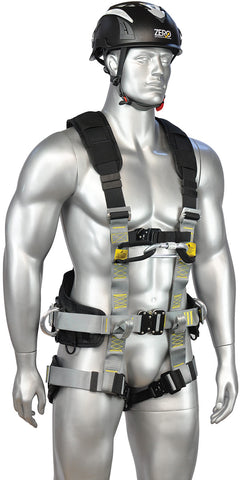 Zero Plus - Elite - Construction (Rope Access) Harness - Z+81