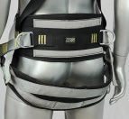 Zero Plus - Rigger - Lightweight linesman harness - Z+87/R rear close up seat